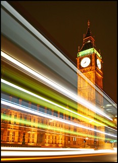 Bus and Big Ben