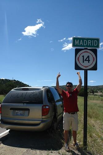 Indicación de que llegamos a Madrid Madrid, la renacida ciudad fantasma - 2528596306 db2bac9c76 - Madrid, la renacida ciudad fantasma