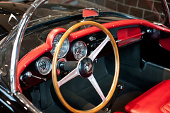 1955 Lancia Aurelia B24 Sport Spider - Forza Italia   Saratoga Automobile Museum