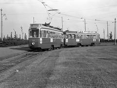 GVB Amsterdam 521+956, Lijn 13, Slotermeer (1966)