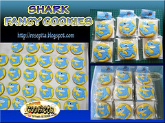 SHARK FANCY COOKIES