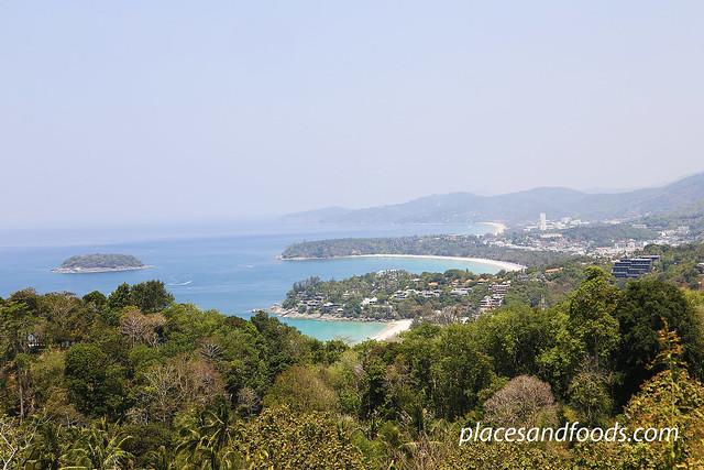 karon view point scenery