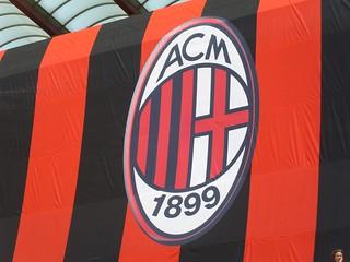 ''Milan Logo!' by Stefano Brivio