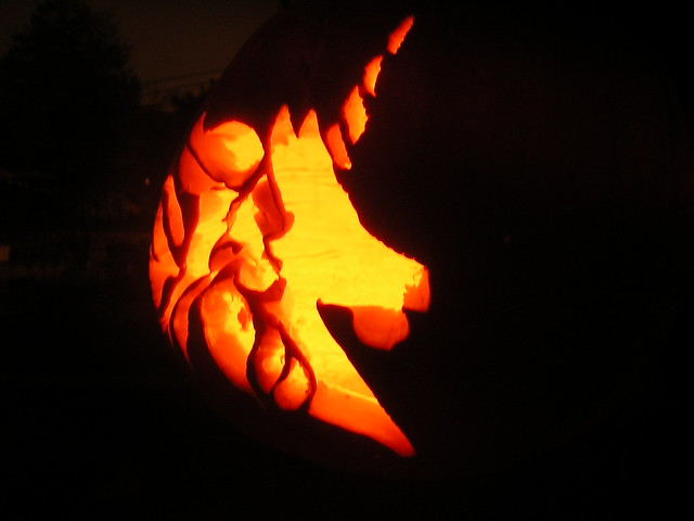 Unicorn Pumpkin Carving Caryn 39 s Unicorn Pumpkin i