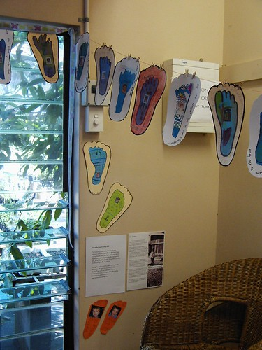 Unity Feet Installation 3