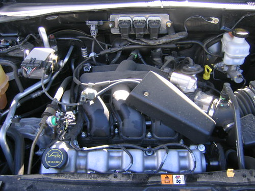 2005 ford escape xlt for Motor ford escape 2005