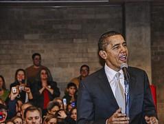 Obama in Denver - Yes We Can