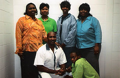 Georgia death row inmate Troy Davis and his family  The St… | Flickr