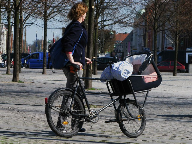 Oh Baby - Copenhague Transporte