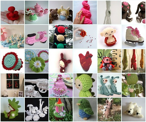 May crochet favourites. :o)