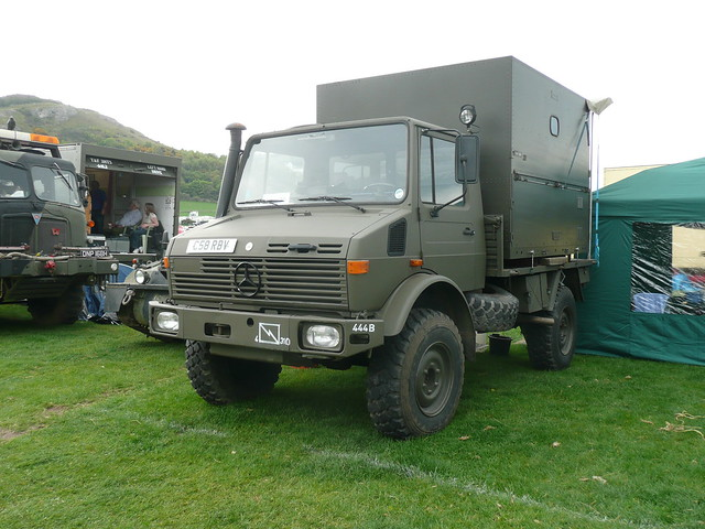 Mercedes Benz military truck | Flickr - Photo Sharing!