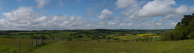 Panorama 1 - first 'view'