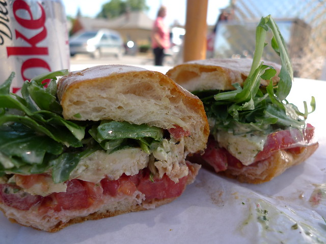 Chicken Salad Sandwich | Flickr - Photo Sharing!
