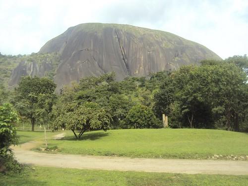 Aso Rock - Abuja - Nigeria - Monolith by Jujufilms