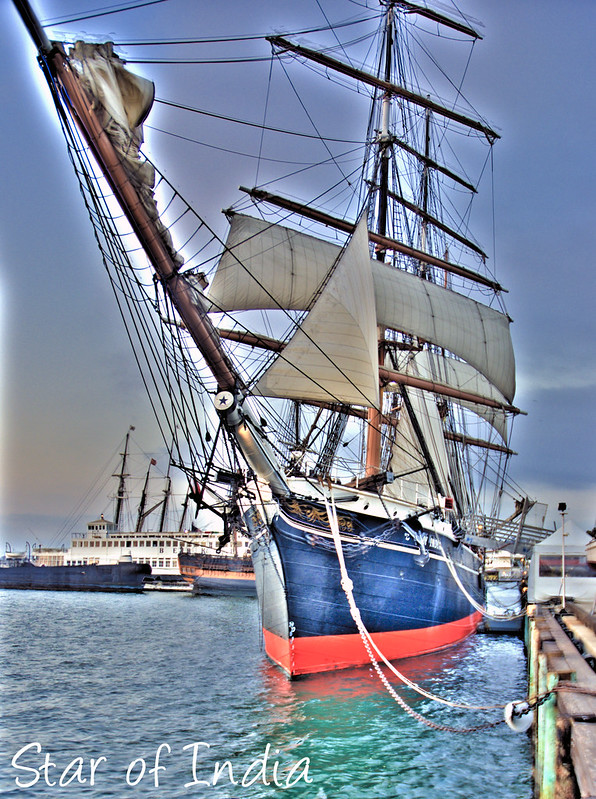 Star of India HDR