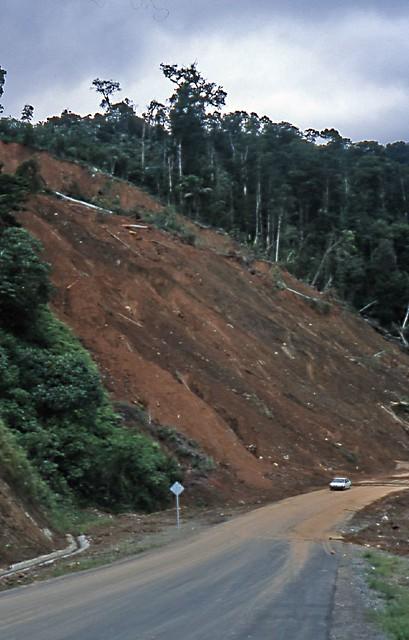 Fortuna Landslide