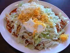 Enchiladas Suprema