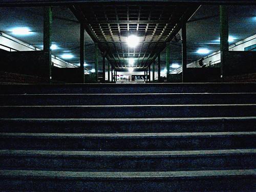 en la escuela de la noche by Gla*