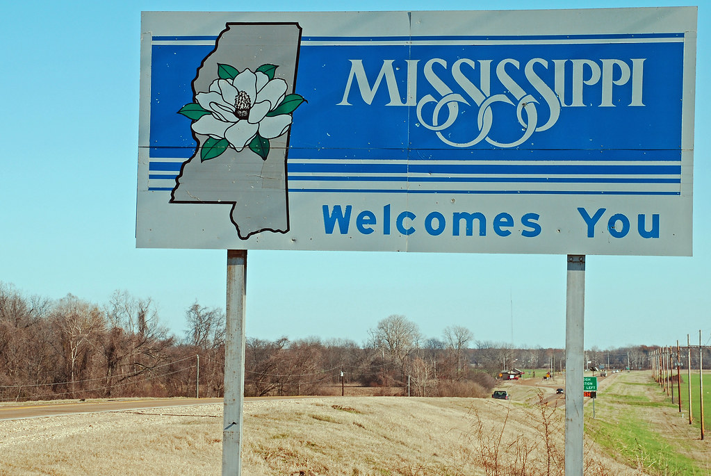 MIssissippi Welcomes You