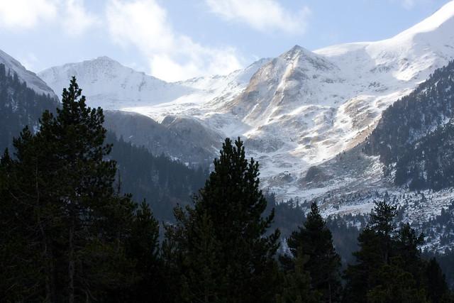 Parque Aiguestortes (Pirineo - Valle de Boi)