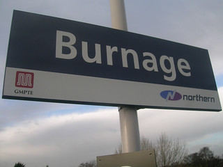 Burnage Railway Station