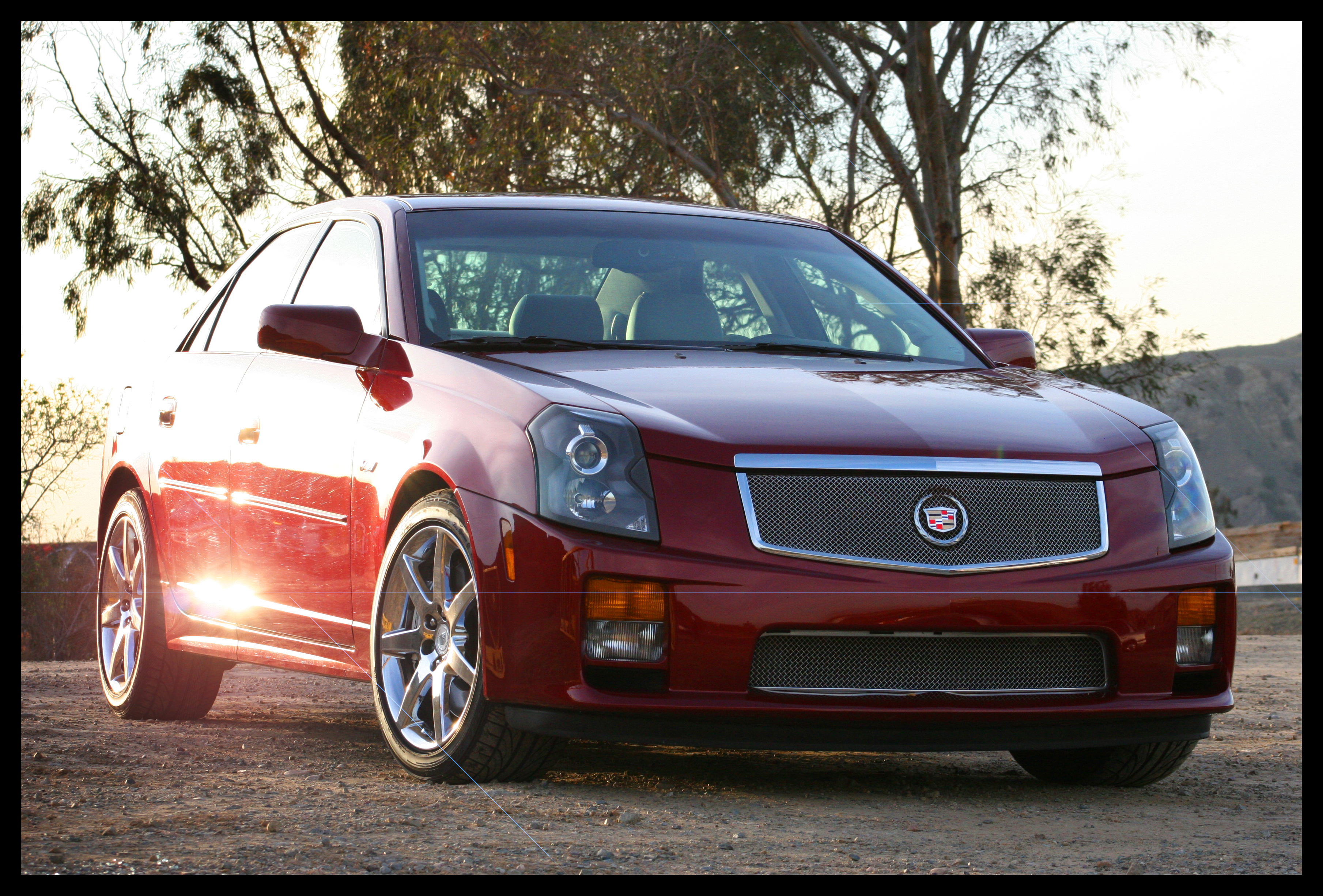 2005 cadillac cts v images pictures and videos. Black Bedroom Furniture Sets. Home Design Ideas