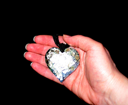 Your Heart in the Palm of my Hand....