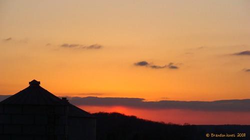 sunset orange beautiful yellow farm indiana mywinners superbmasterpiece betterthangood