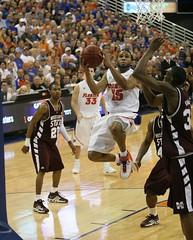 Mississippi State vs Gators 2008/03/01