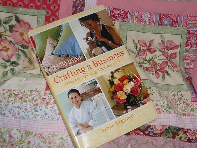 Crafting a Business from Country Living - a book review by iHanna