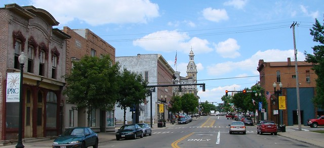 Wooster (OH) United States  city pictures gallery : United States / Ohio / Wooster / Downtown Wooster