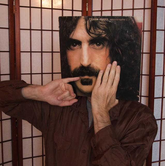Sleeveface - Frank Zappa