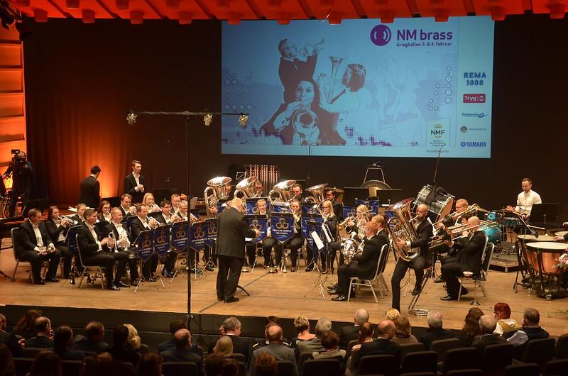 Eikanger-Björsvik Musikklag - Norska mästare 2017