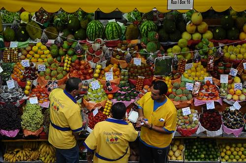 São Paulo - Mercado Municipal