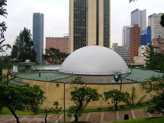 ^~39/34. //60/2k/2148/2.f -  BOGOTA, COLOMBIA -PLANETARIO DISTRITAL / MUSEO DE DESARROLLO URBANO (sede temporal) 2007