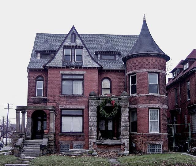 woodbridge neighborhood historic district trumbull detroit