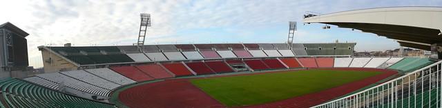 Népstadion/Ferenc Puskás Stadium, Budapest