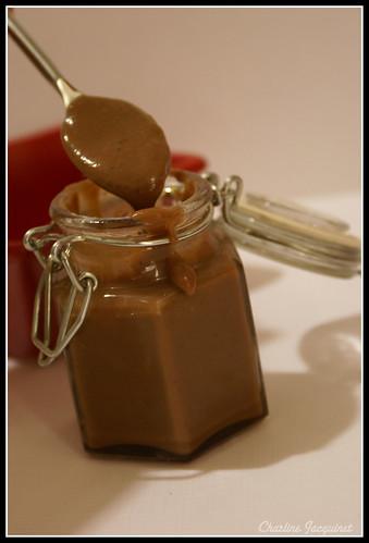 Cuillère de Carambar au beurre salé à la vanille de Tahiti