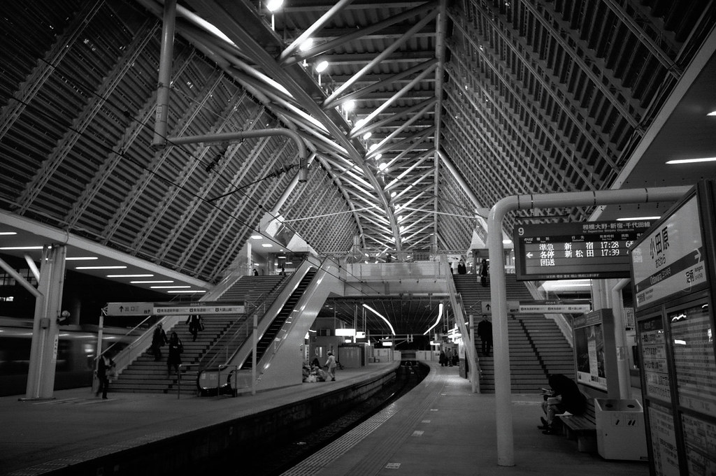 Odawara Station #1 by Luno_Luno