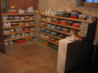 Great Wall of Pyrex