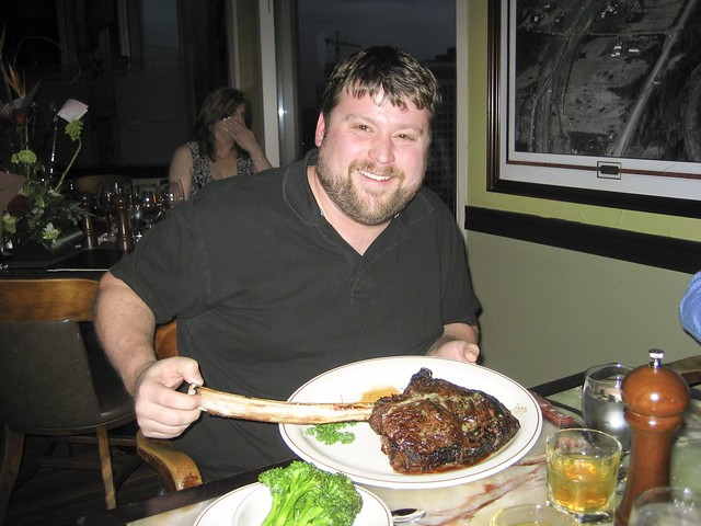 Tomahawk Steak Costco >> tomahawk steak | Flickr - Photo Sharing!
