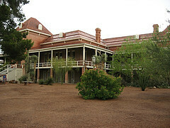 Old Main, University of Arizona 3