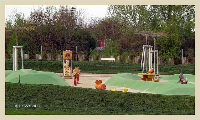 Flickr photo sharing - Kinderspielplatz garten ...
