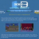 3DEE - VIRTUAL REALITY - 3D CHAT & COMMUNITY_1192104718265