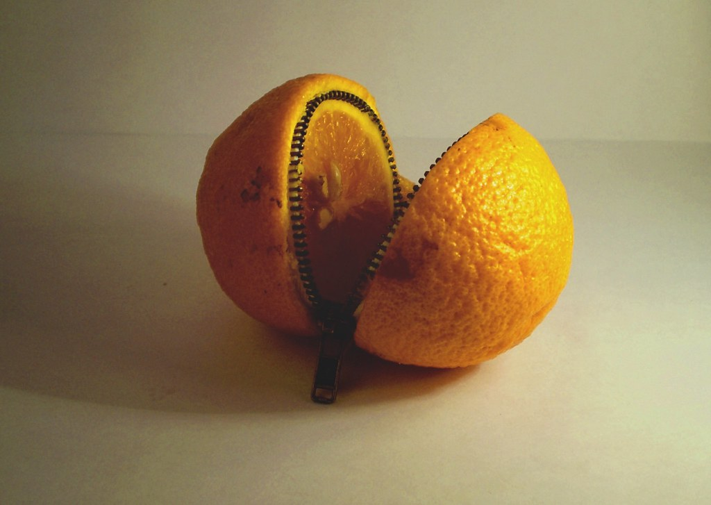 como naranja nos iremos cerrando