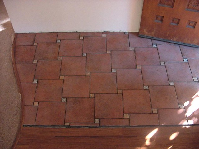 Foyer Tile Grout : The entryway floor without grout explore mschmidt s