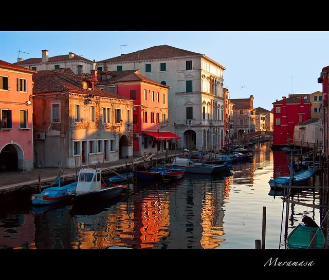 Chioggia Italy  city photos : Dal ponte di Vico, Chioggia Italy | Explore M U R A M A S ...