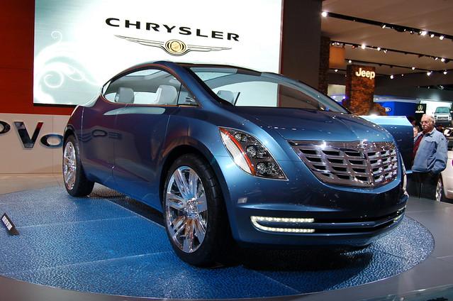 North american auto show chrysler #2