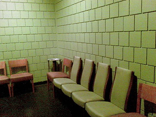 beetlejuice waiting room