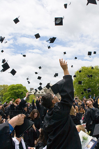 Connecticut College graduates